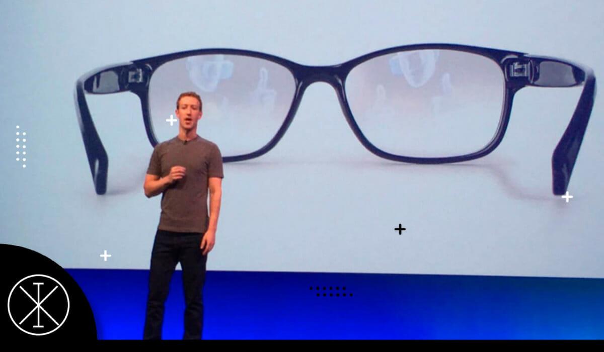 Facebook y Ray-Ban anuncian sus gafas inteligentes