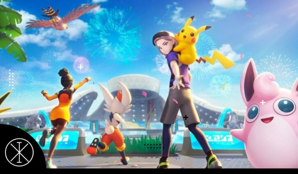 Ixograma 1 6 1 1024x597 - Pokémon Unite llega a dispositivos móviles