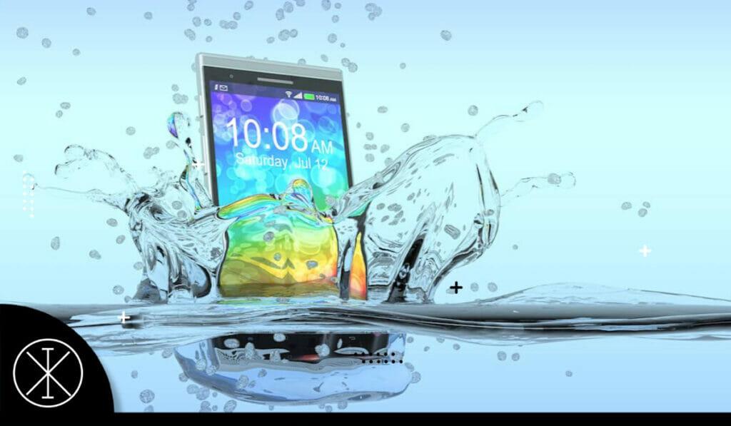 Ixograma 1 6 5 1024x597 - ¿Qué hacer cuando el celular se cae al agua?