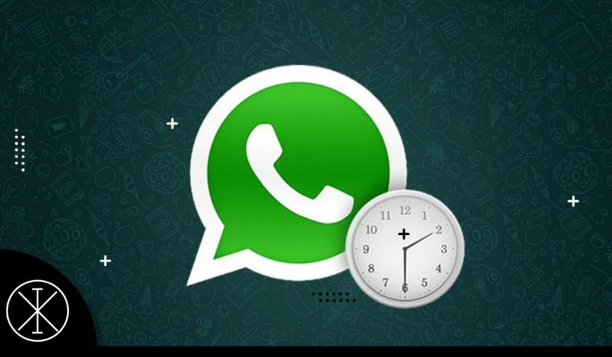 Cómo programar mensajes y enviar respuestas automáticas en WhatsApp