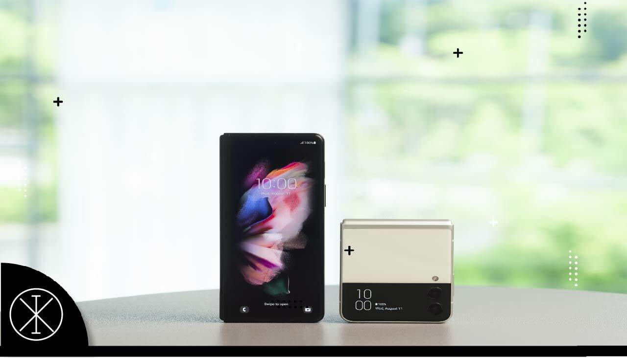 Galaxy Z Flip3 y Z Fold3 llegan a Colombia: precio y características