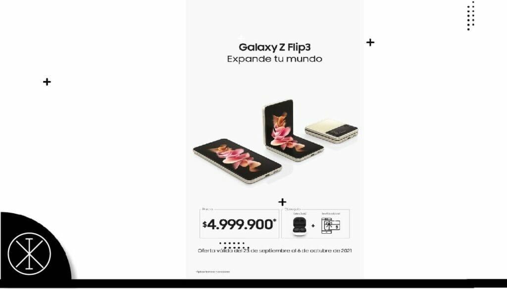gpkjt12 1024x585 - Galaxy Z Flip3 y Z Fold3 llegan a Colombia: precio y características