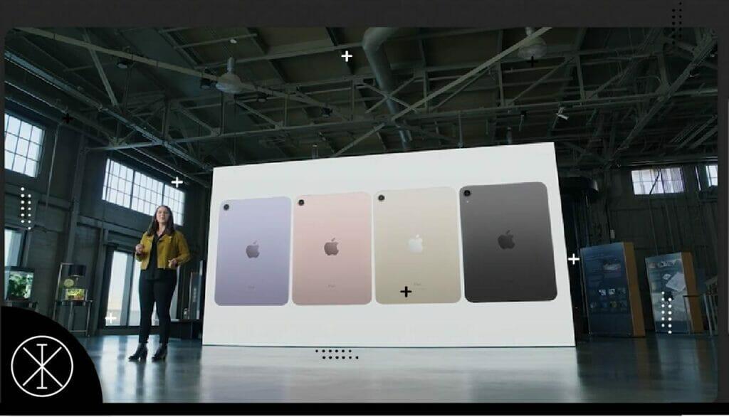 ipad 13 1024x586 - IPhone 13, IPhone 13 mini, 13 Pro, iPad, iPad mini y Apple Watch Series 7 son presentados al mercado