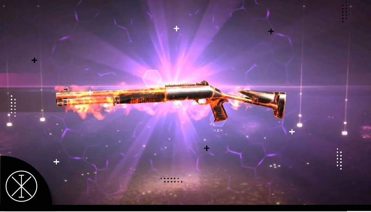 M1014: el arma evolutiva de Free Fire