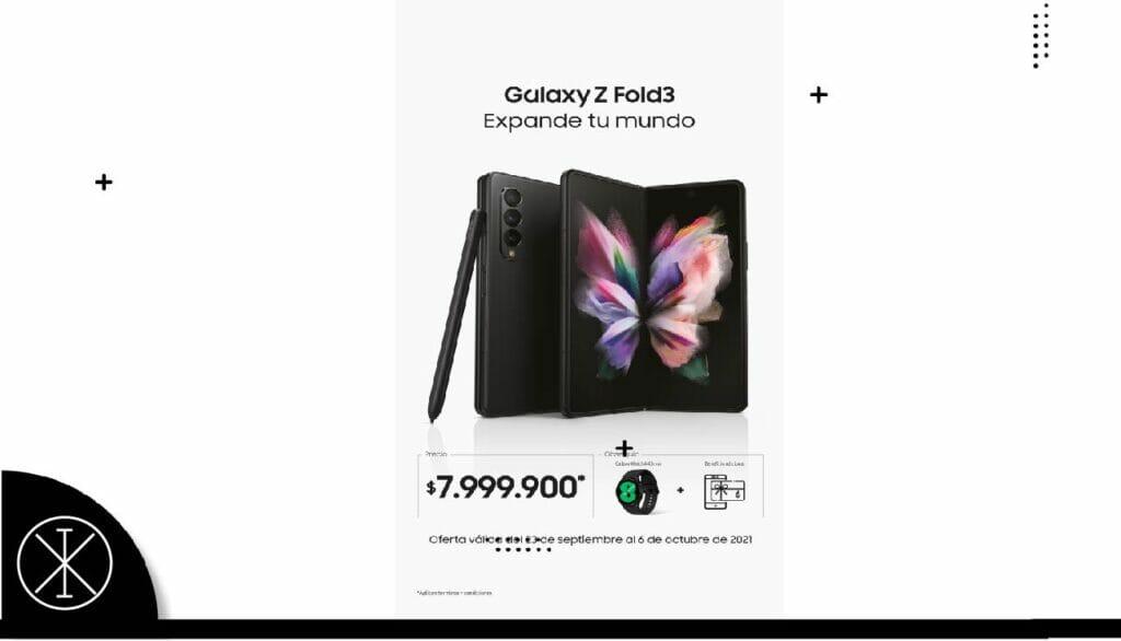 olyrsf 1024x586 - Galaxy Z Flip3 y Z Fold3 llegan a Colombia: precio y características