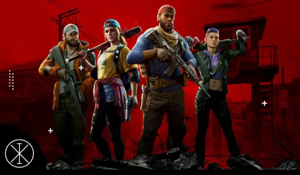 Ixograma 1 1 10 1024x597 - Back 4 Blood debuta en Xbox Game Pass