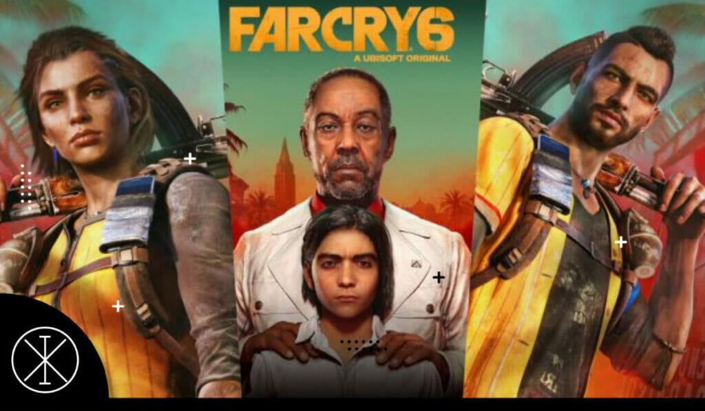 Ixograma 1 1 8 1024x597 - Far Cry 6 disponible para PC y consolas
